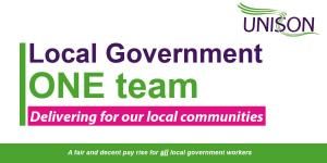 Local Government ONE team